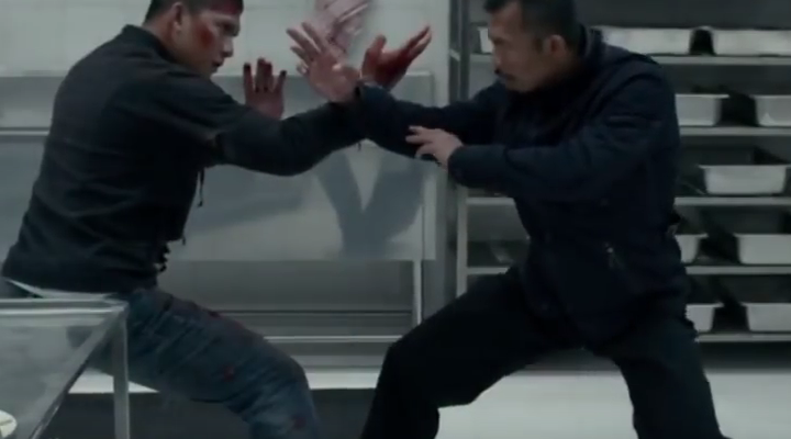scene from The Raid 2
