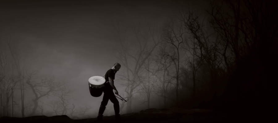 screenshot from Sound of Silence video